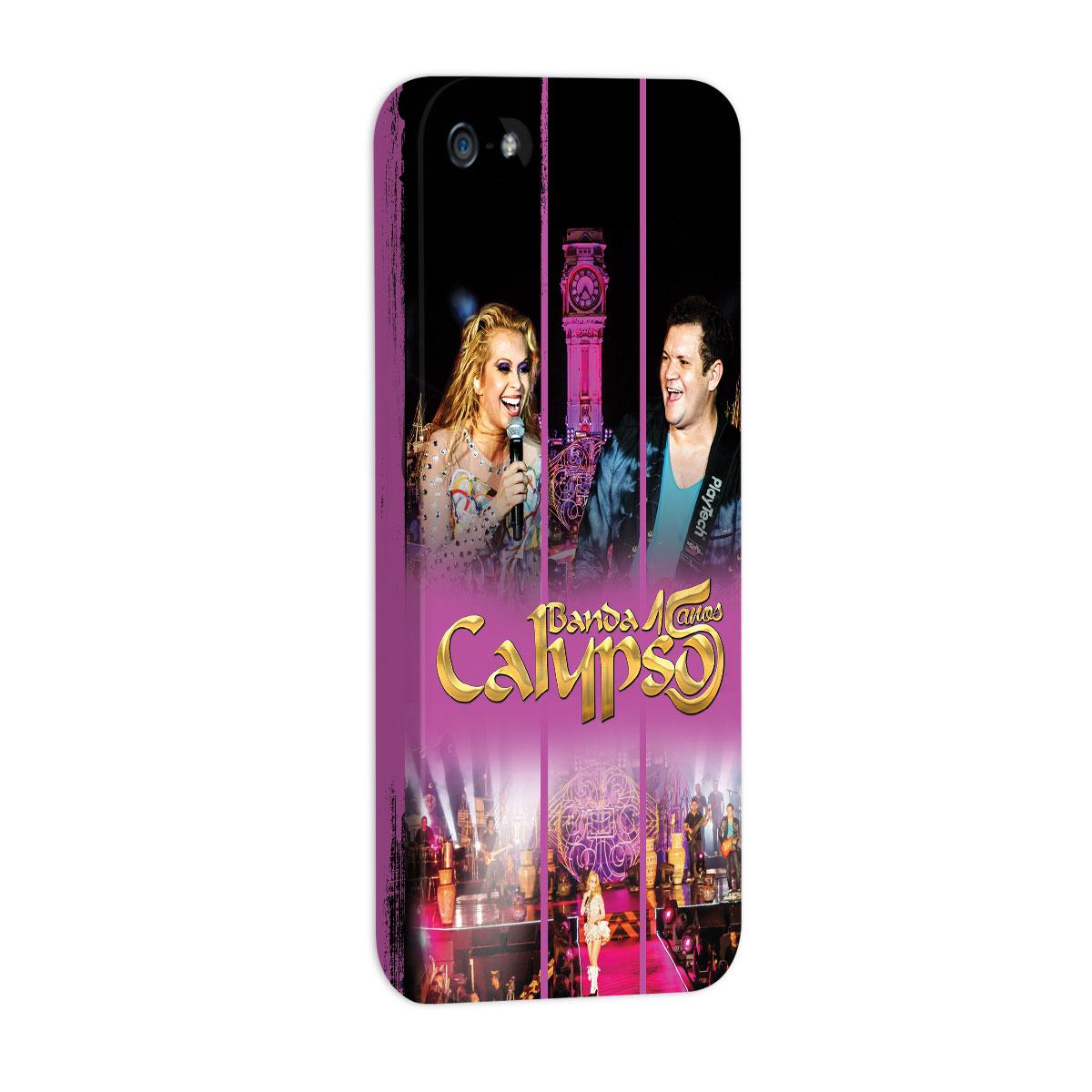 Capa de iPhone 5/5S Calypso 15 Anos