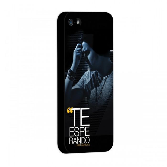 Capa de iPhone 5/5S Luan Santana Te Esperando