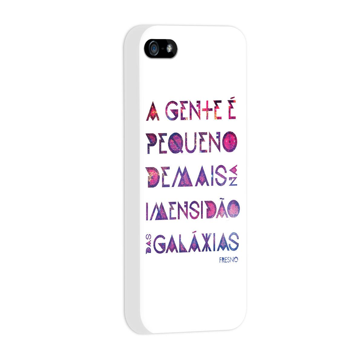 Capa de iPhone 5/5S Fresno Galáxias