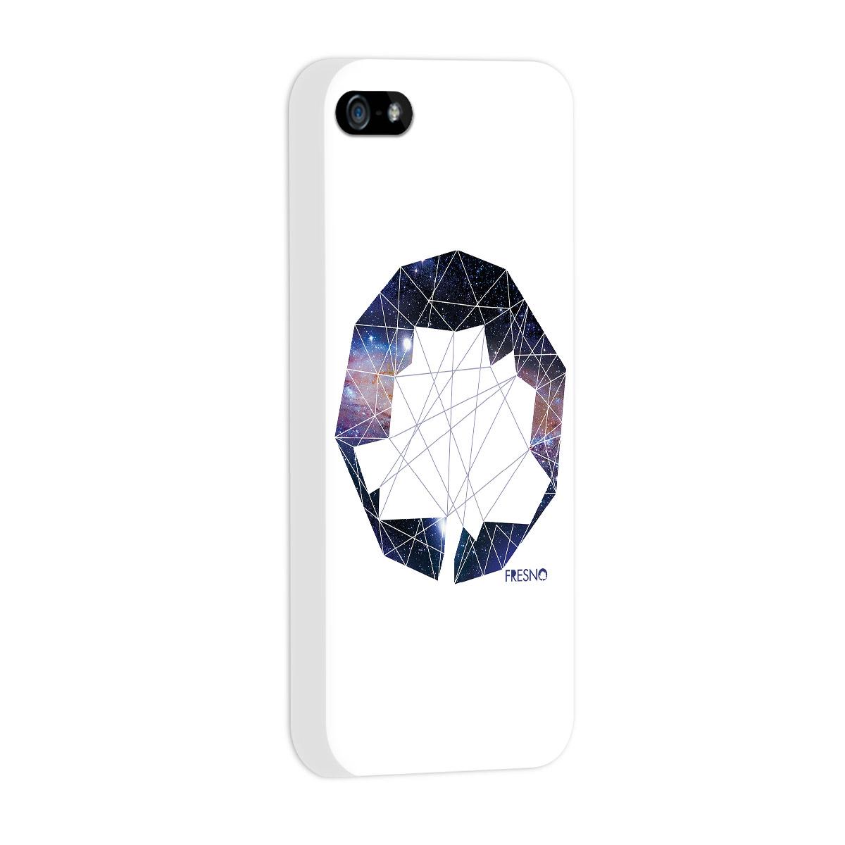 Capa de iPhone 5/5S Fresno Logo Galaxias