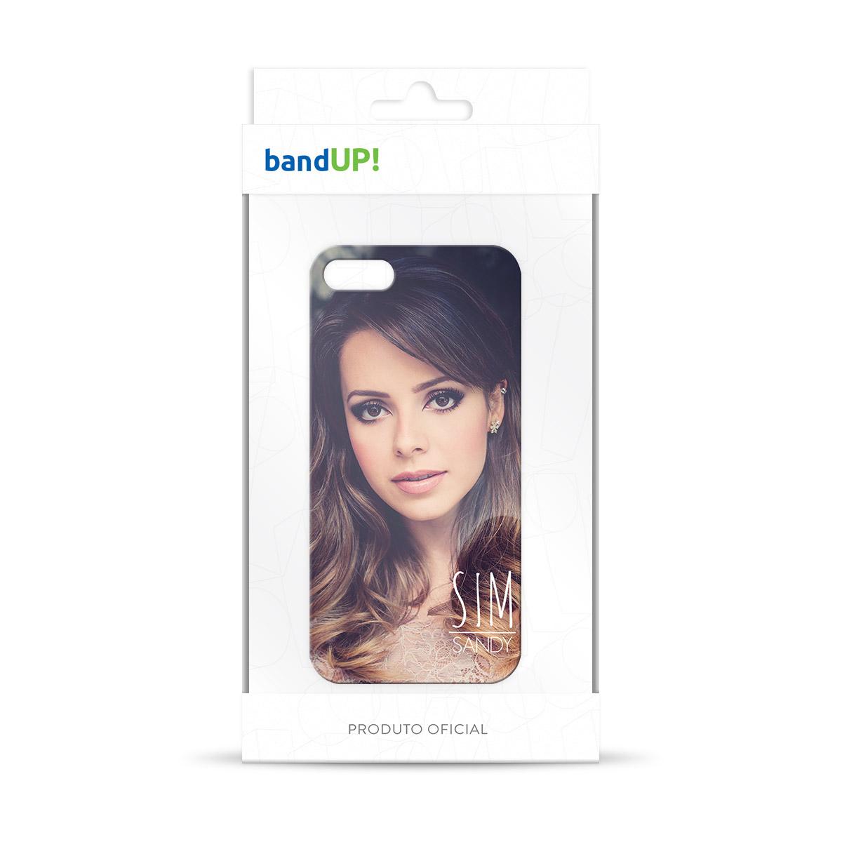 Capa de iPhone 5/5S Sandy Sim Modelo 2