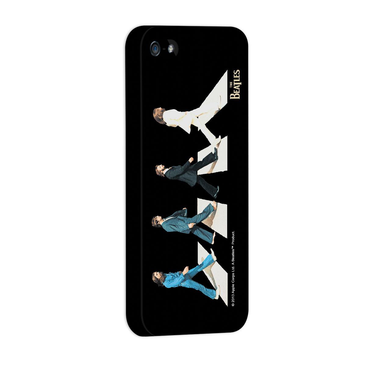 Capa de iPhone 5/5S The Beatles Abbey Road