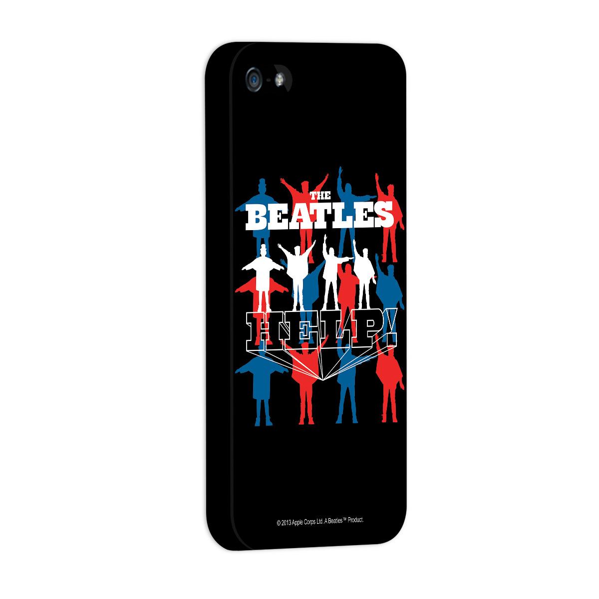 Capa de iPhone 5/5S The Beatles Help