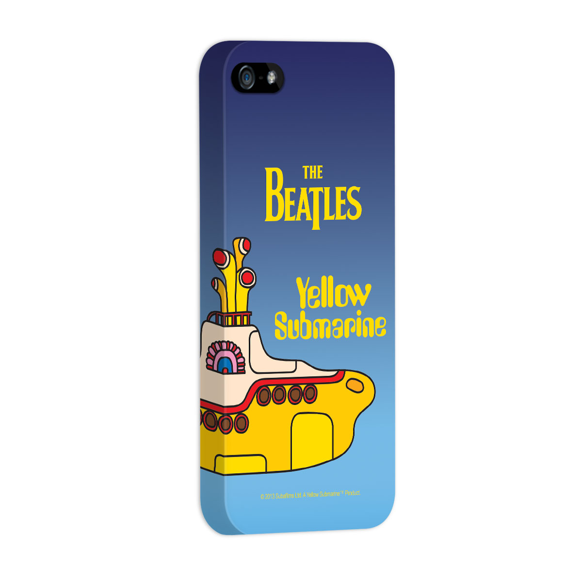 Capa de iPhone 5/5S The Beatles Yellow Submarine