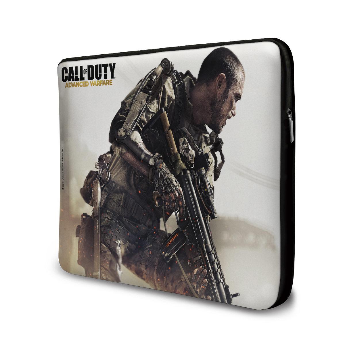 Capa de Notebook Call Of Duty Soldier