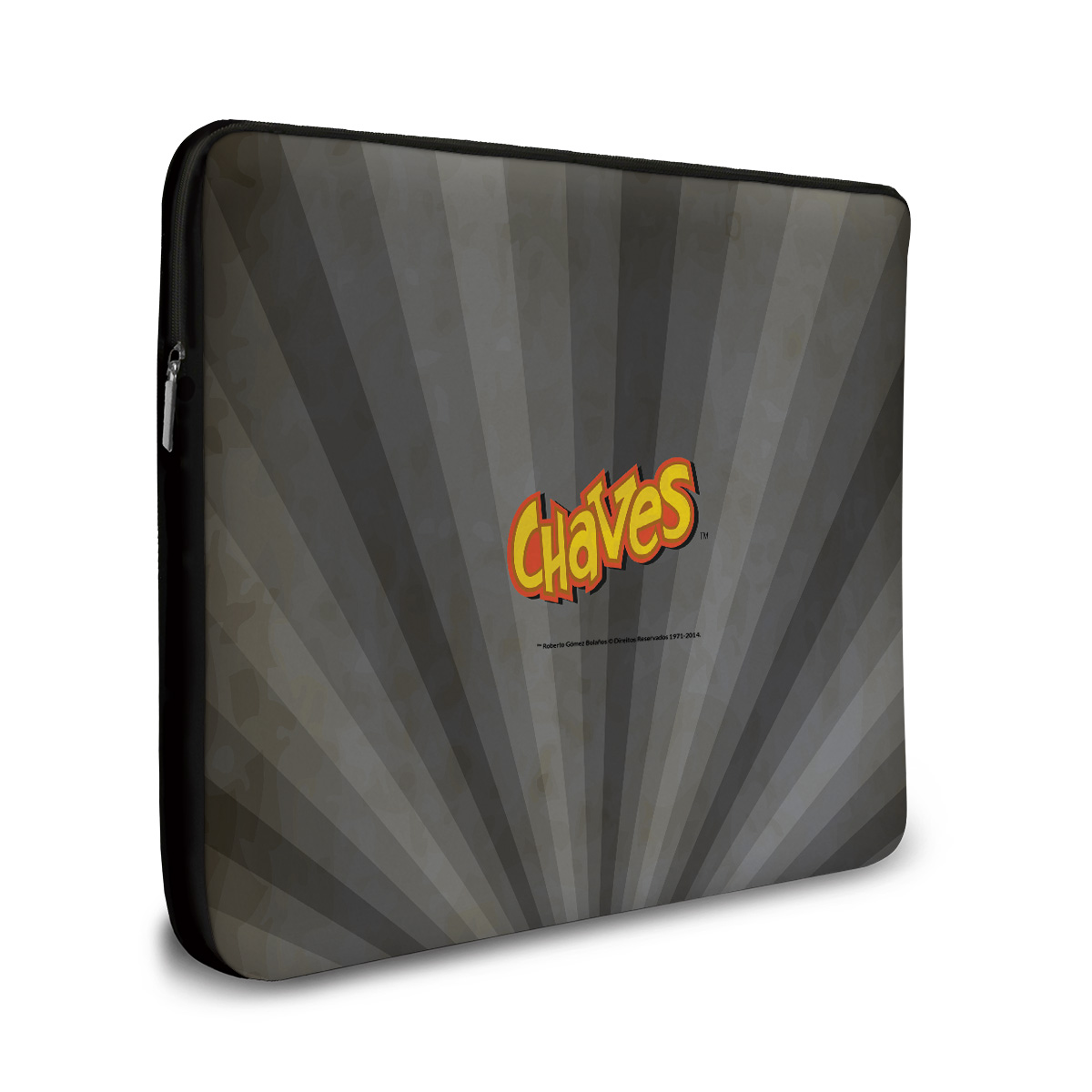 Capa de Notebook Chaves na TV