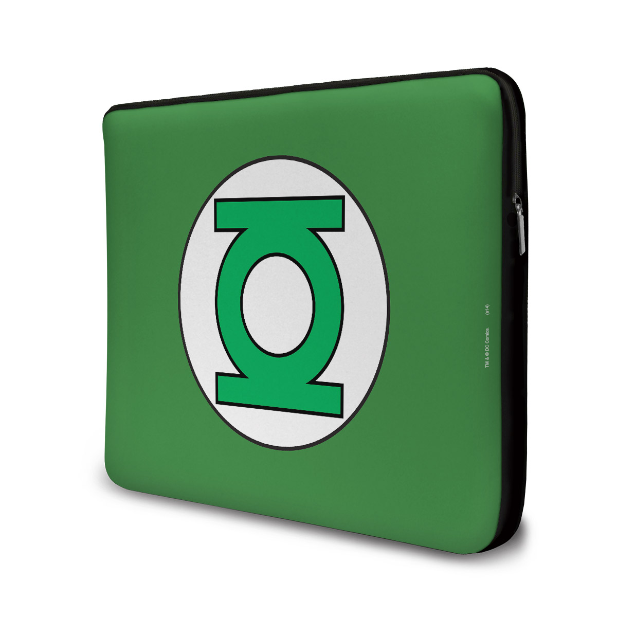 Capa de Notebook Lanterna Verde Logo