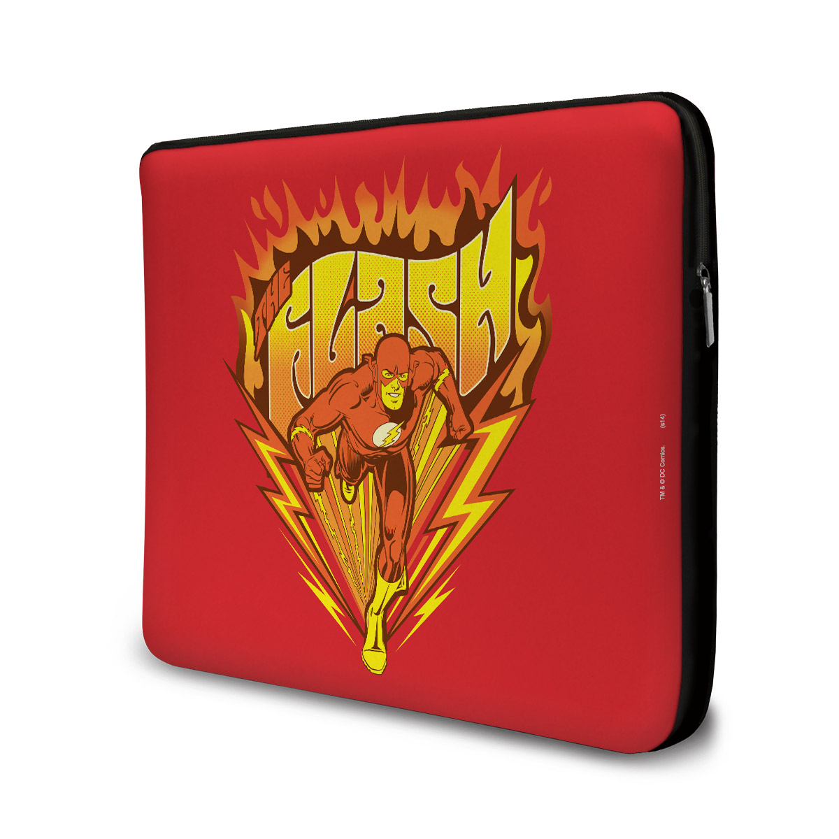Capa de Notebook The Flash Fire