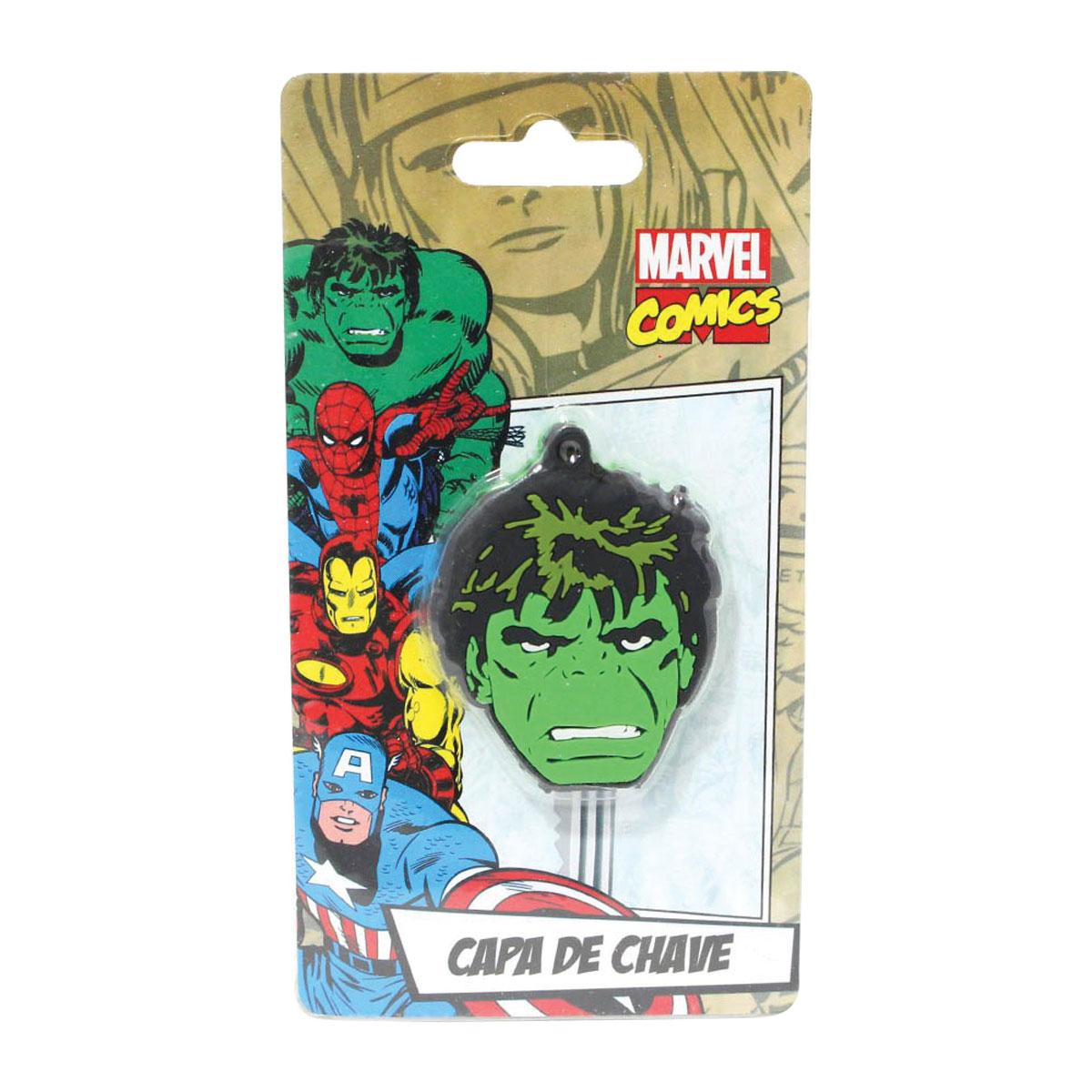 Capa para Chaves MARVEL Hulk