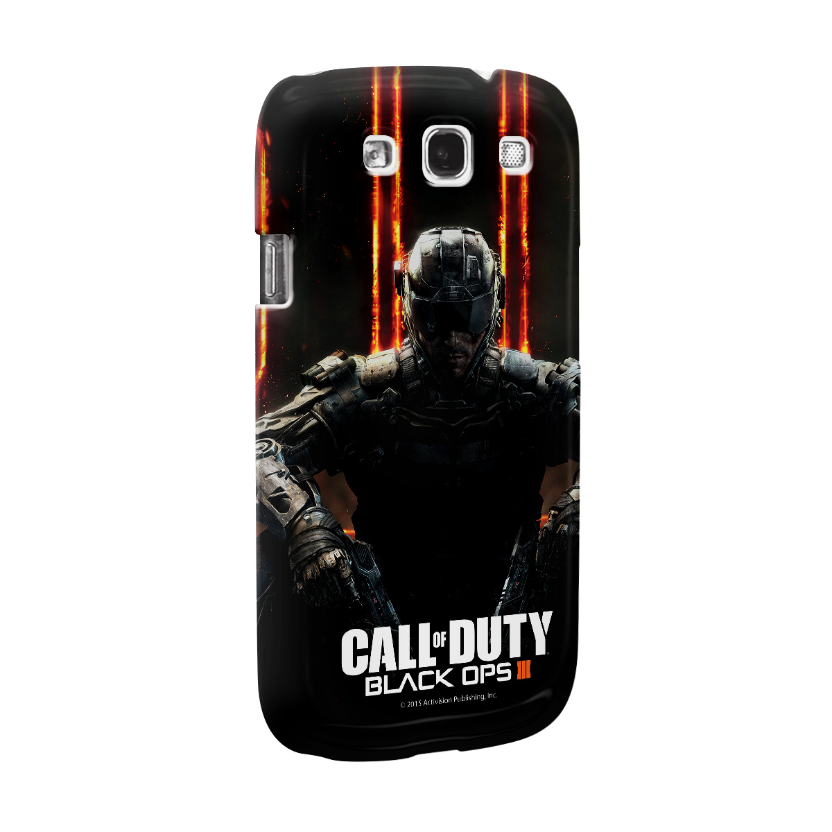 Capa para Galaxy S3 Call of Duty Soldier 2015