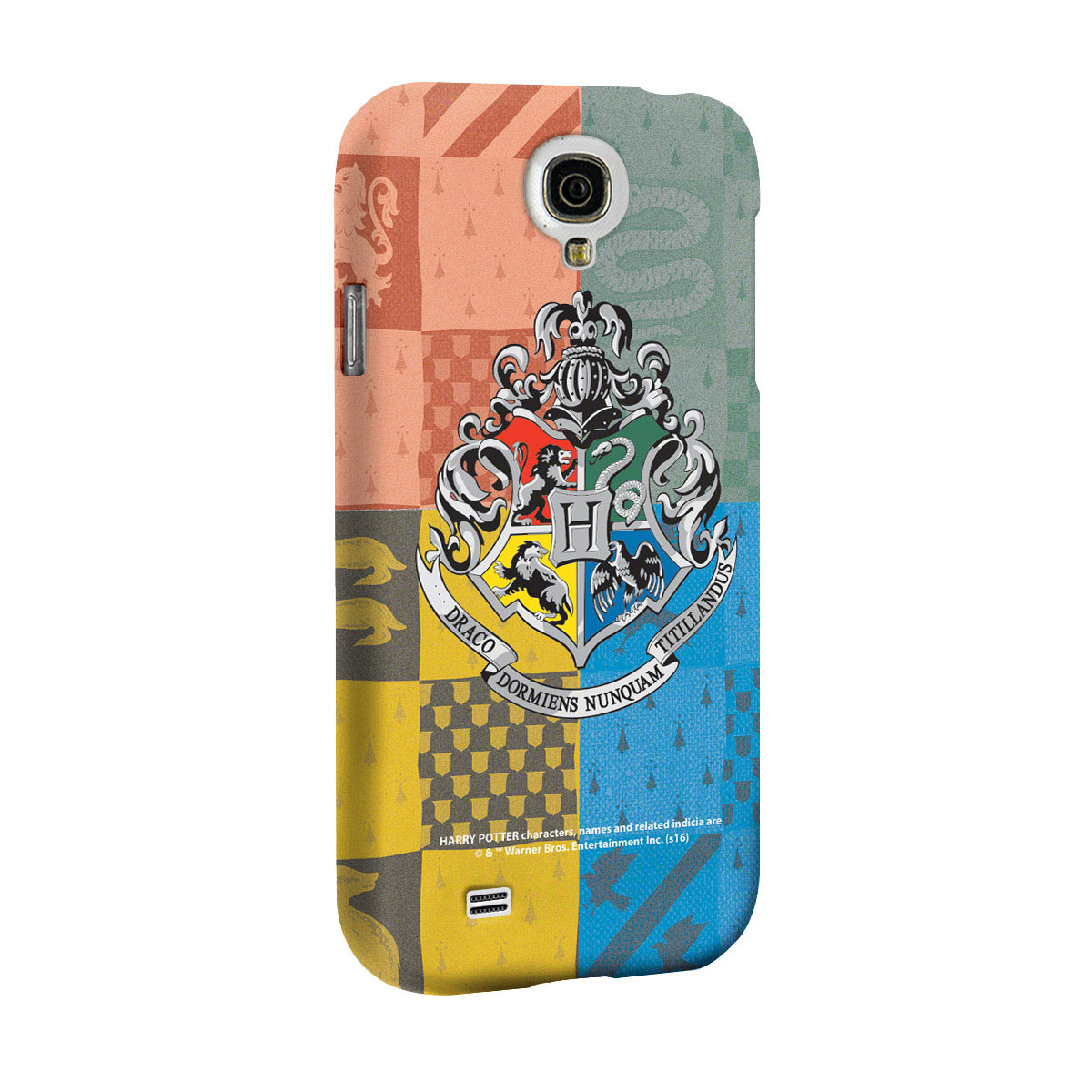 Capa para Galaxy S4 Harry Potter Flâmulas