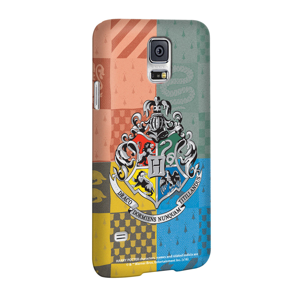 Capa para Galaxy S5 Harry Potter Flâmulas