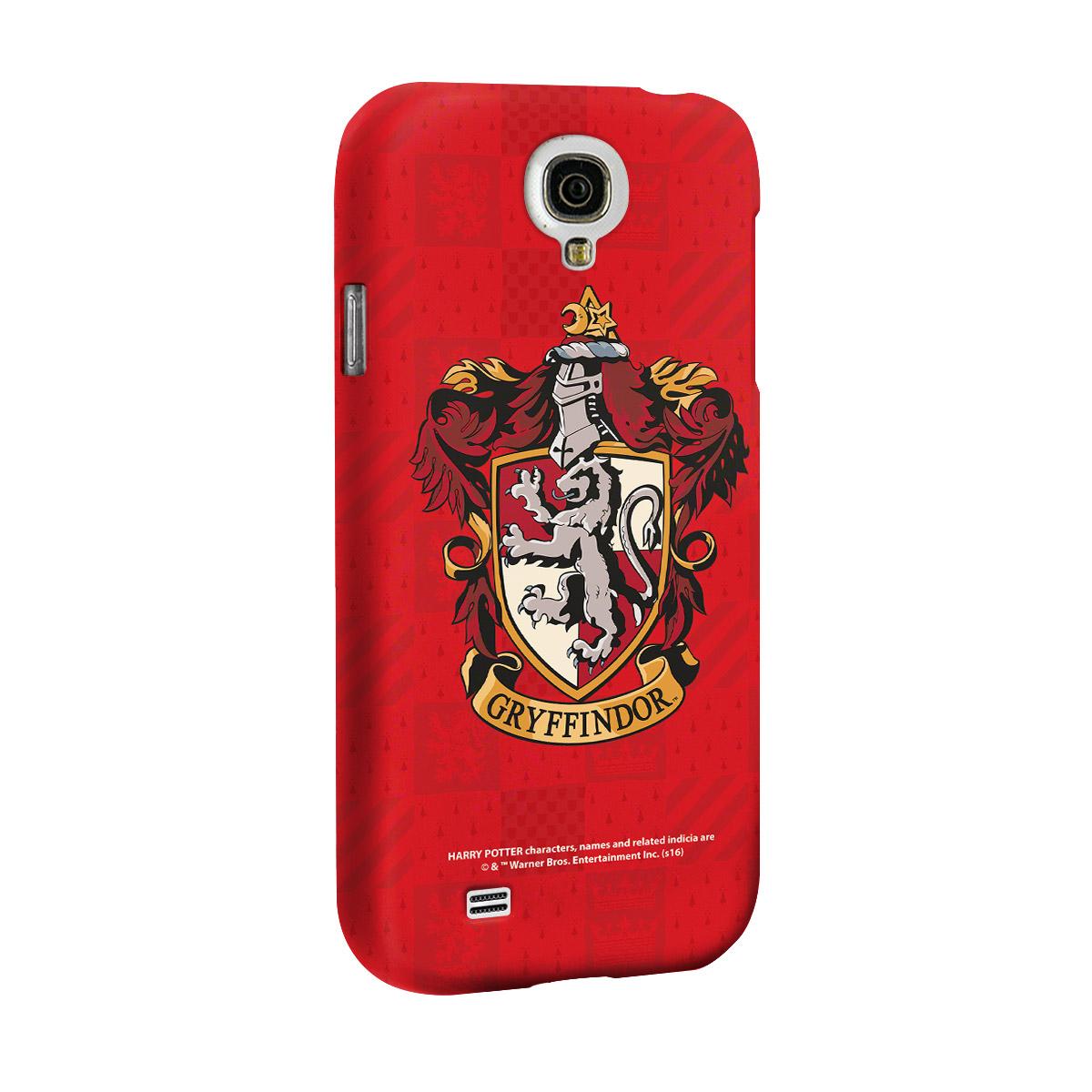 Capa para Galaxy S4 Harry Potter Gryffindor