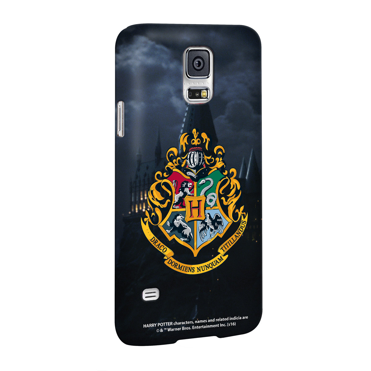 Capa para Galaxy S5 Harry Potter Hogwarts
