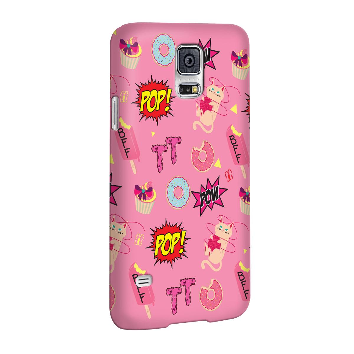 Capa para Galaxy S5 TodaTeen POP!