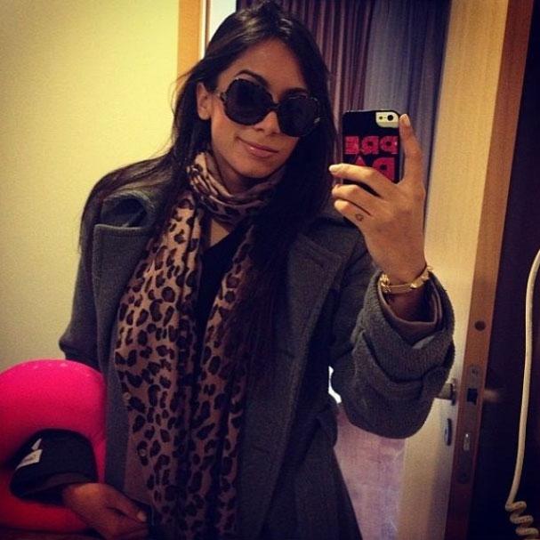 Capa para iPhone 4/4S Anitta Prepara Black