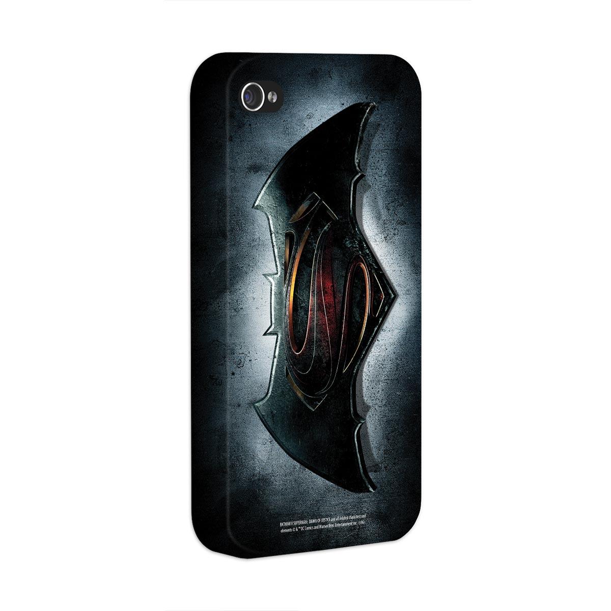 Capa para iPhone 4/4S Batman VS Superman Logo
