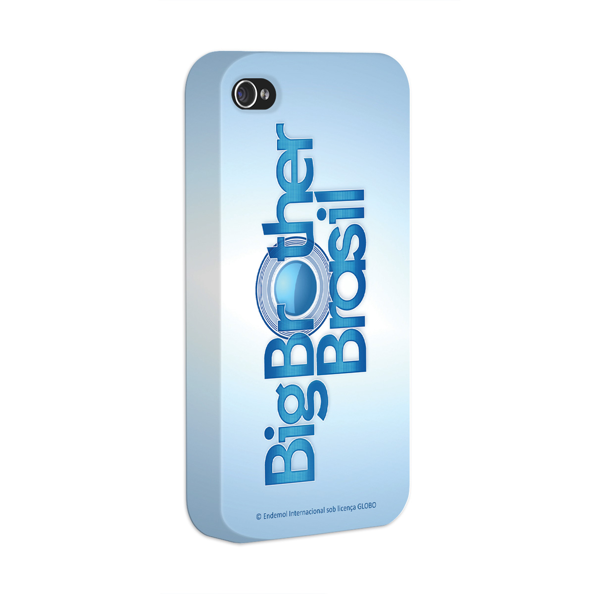 Capa para iPhone 4/4S Big Brother Brasil 15 BBB15