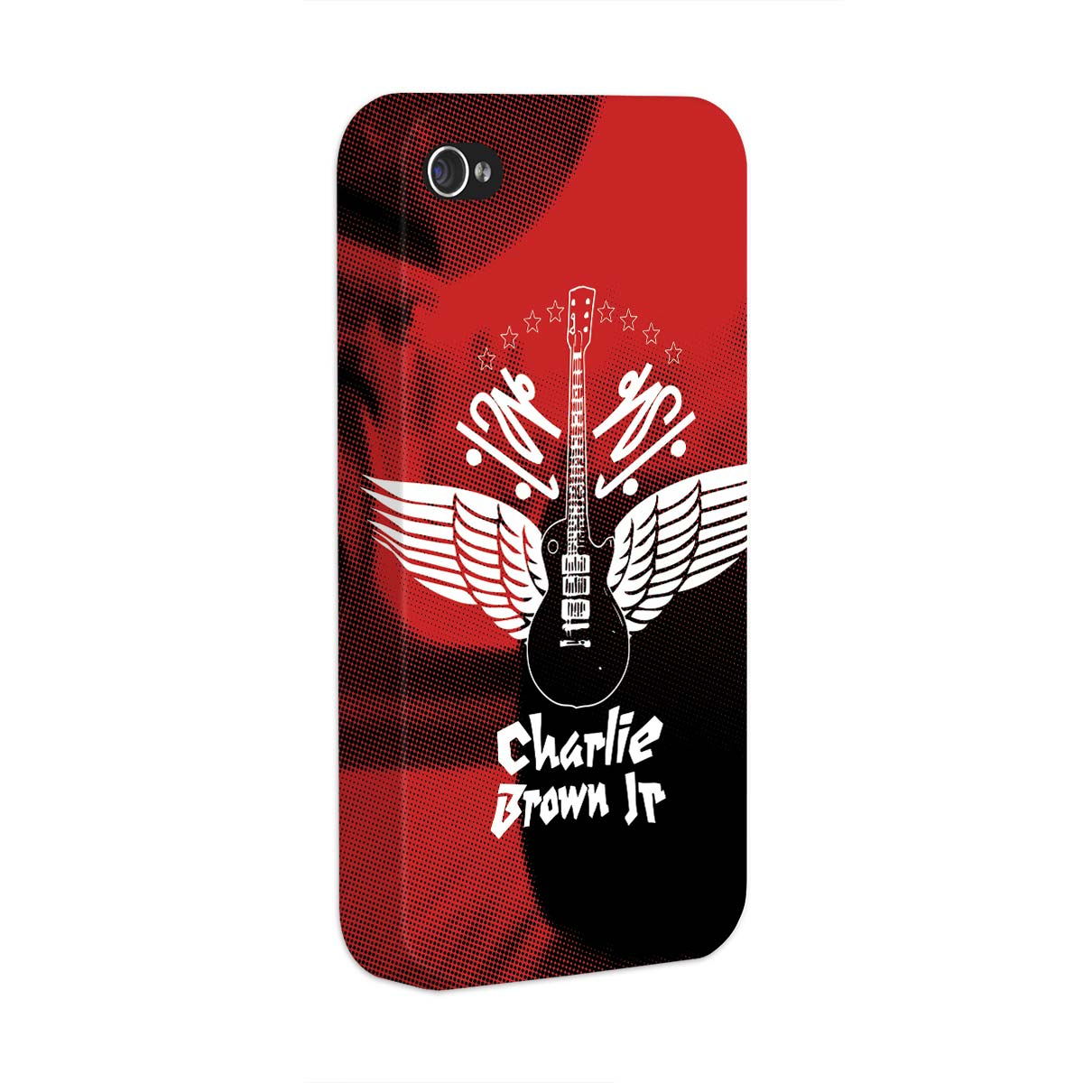 Capa para iPhone 4/4S Charlie Brown Jr. Imunidade Musical