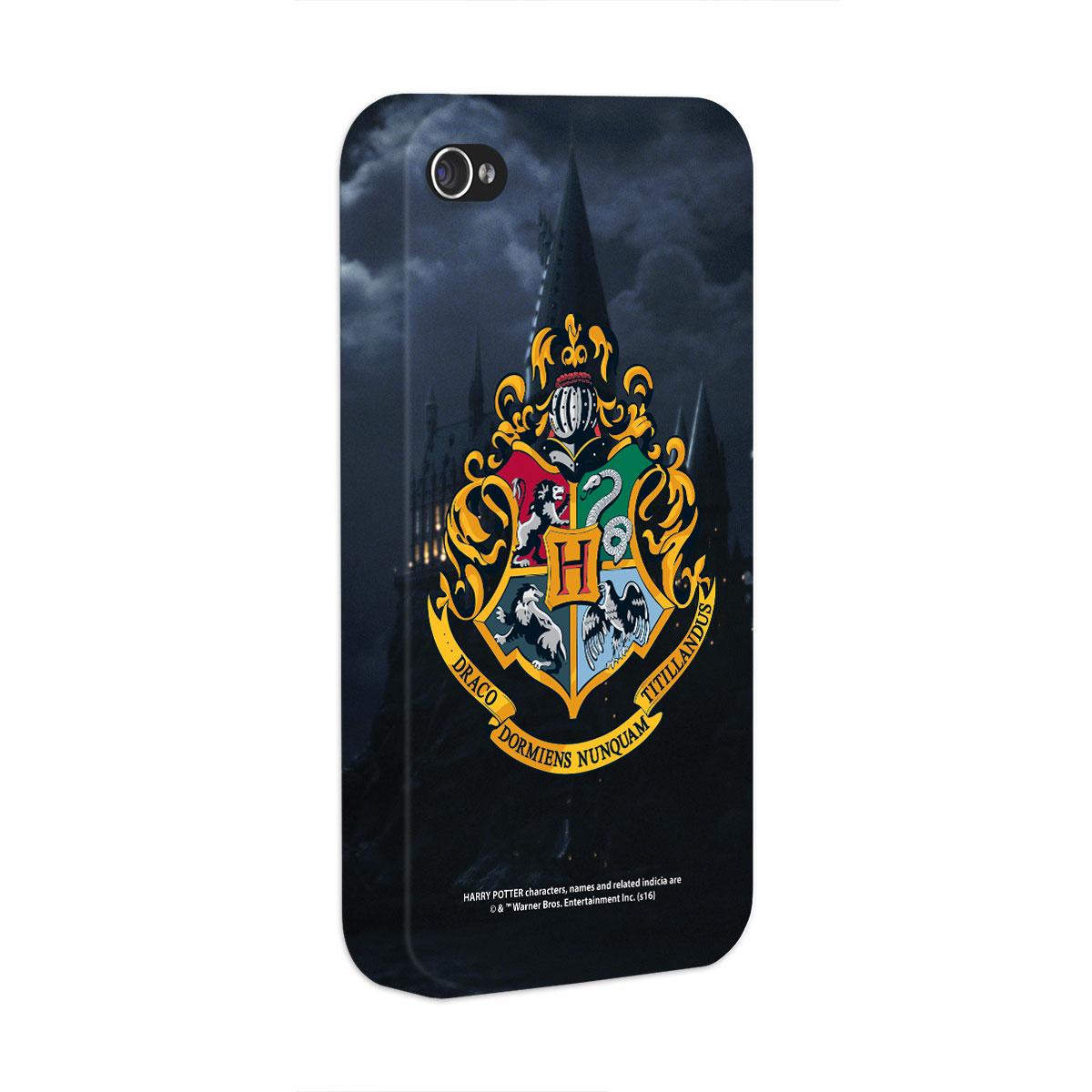 Capa para iPhone 4/4S Harry Potter Hogwarts