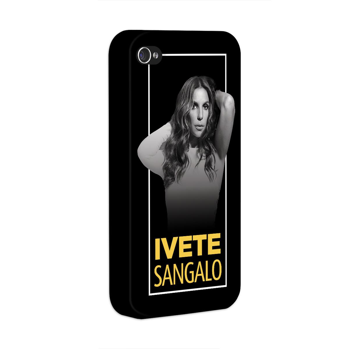 Capa para iPhone 4/4S Ivete Sangalo Beleza