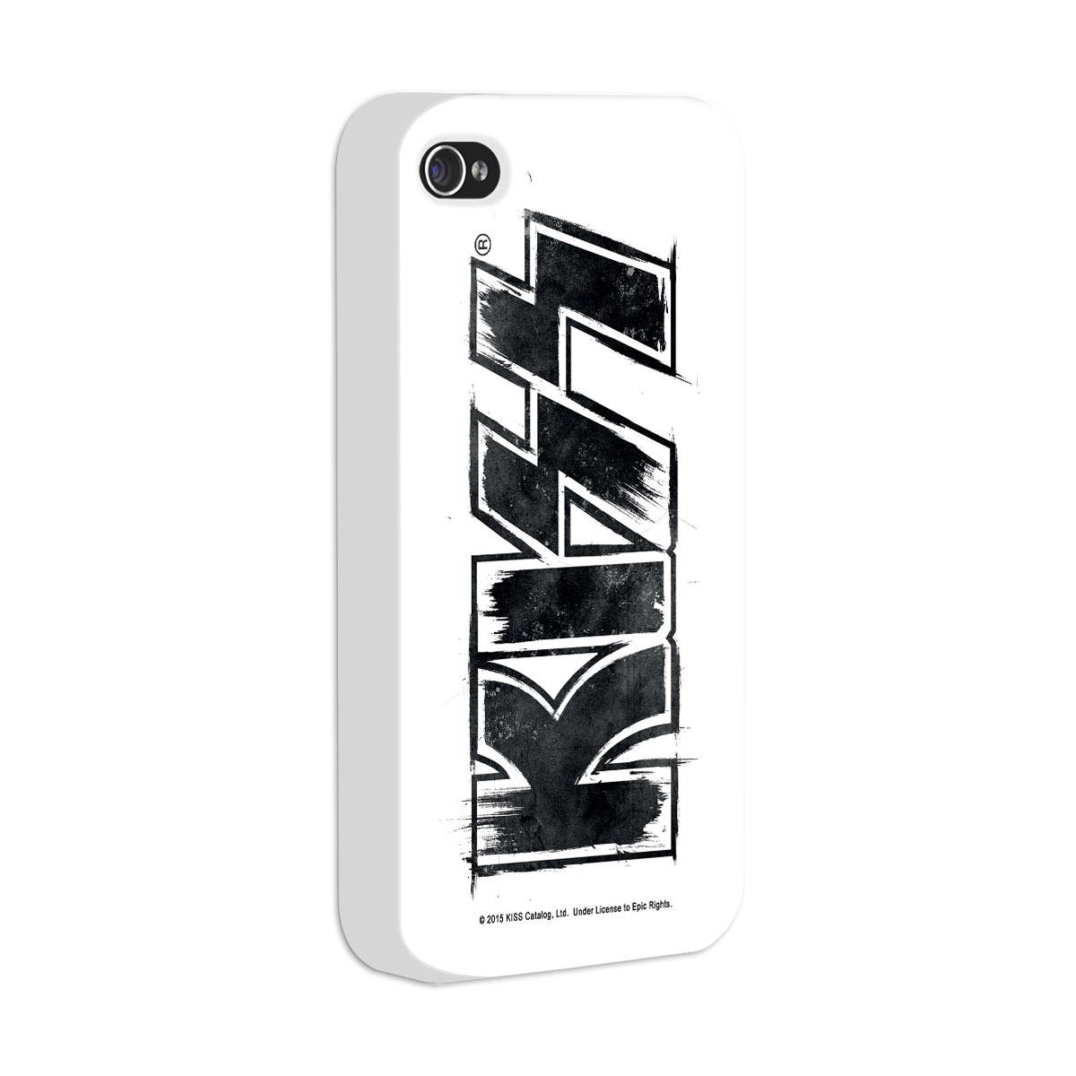 Capa para iPhone 4/4S Kiss Logo