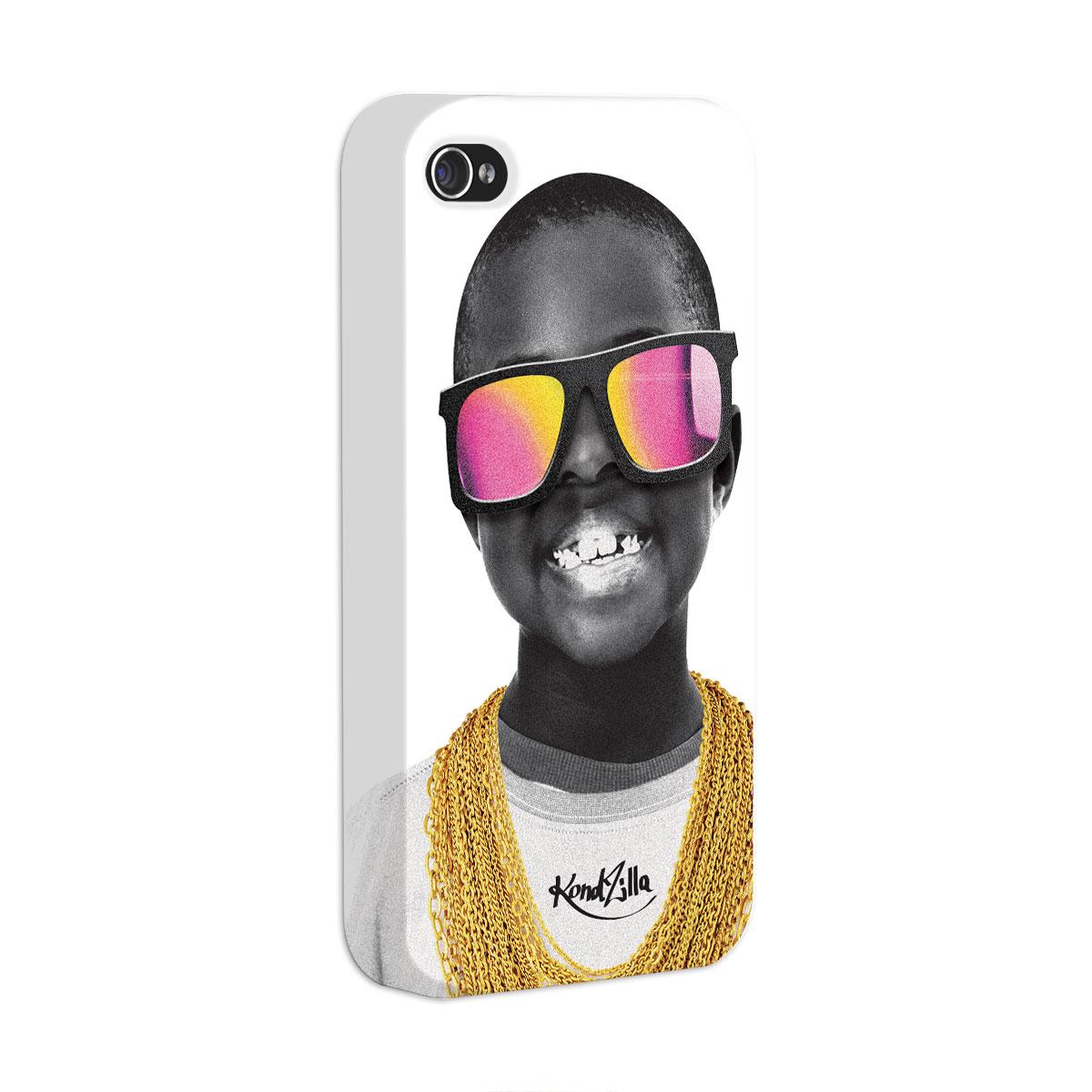 Capa para iPhone 4/4S Kondzilla Boy