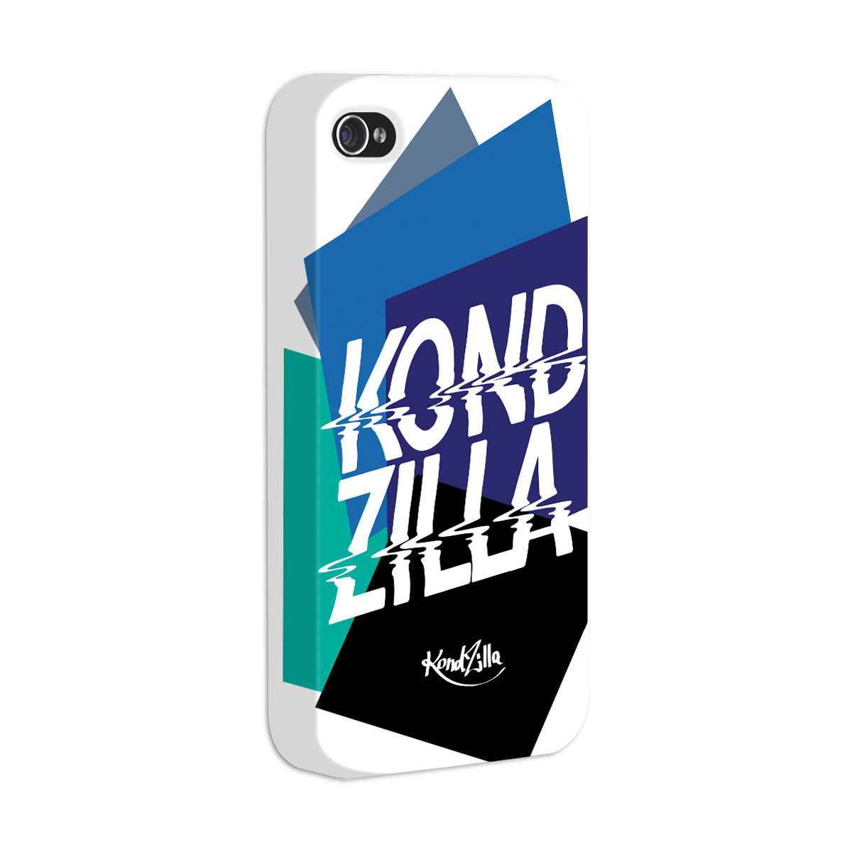 Capa para iPhone 4/4S Kondzilla Stripe Art
