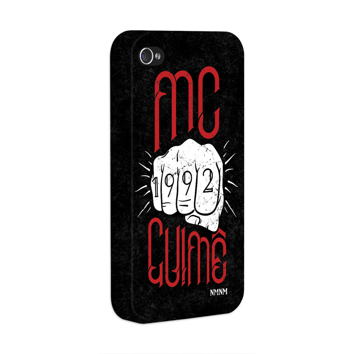 Capa para iPhone 4/4S MC Guimê 1992