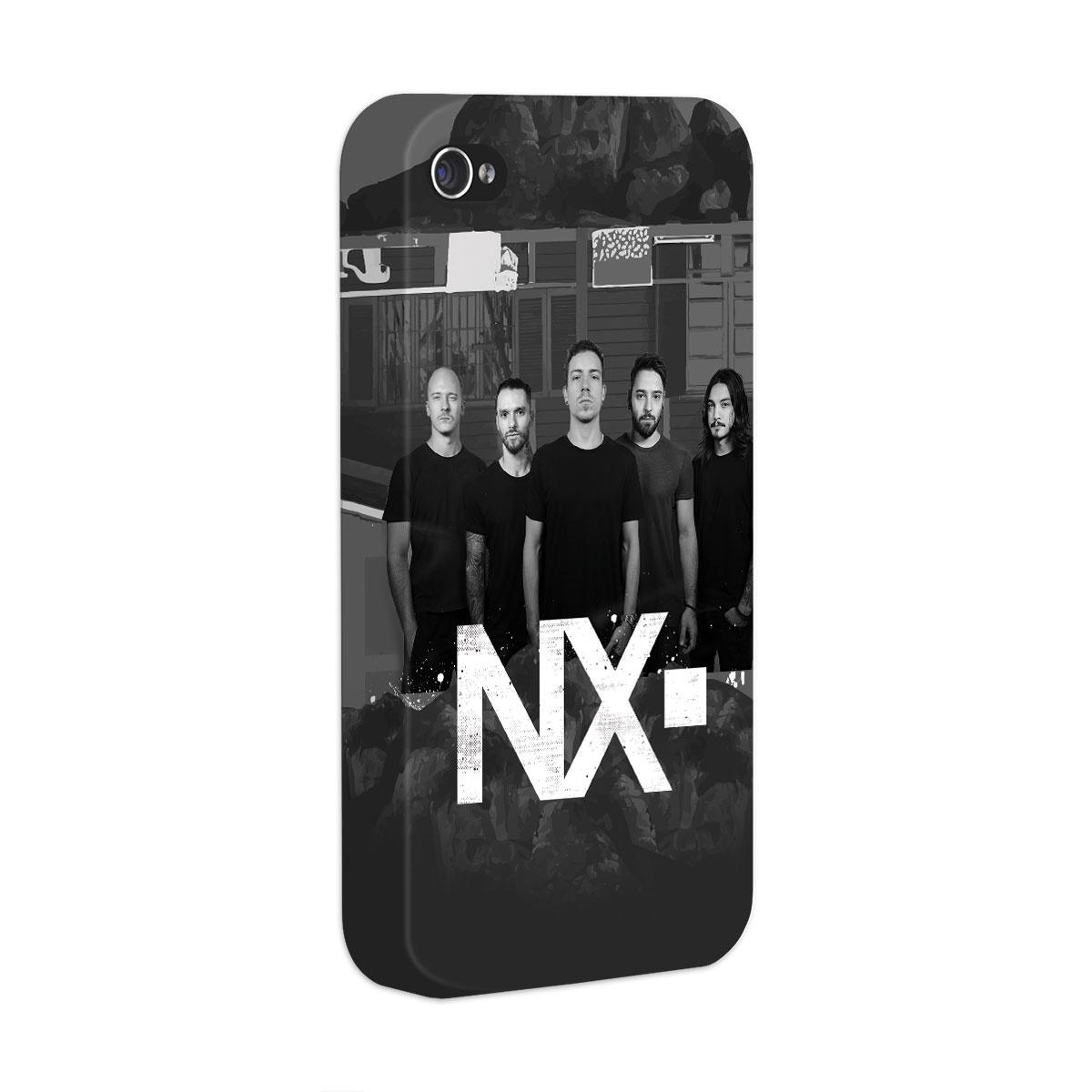 Capa para iPhone 4/4S NXZero Foto