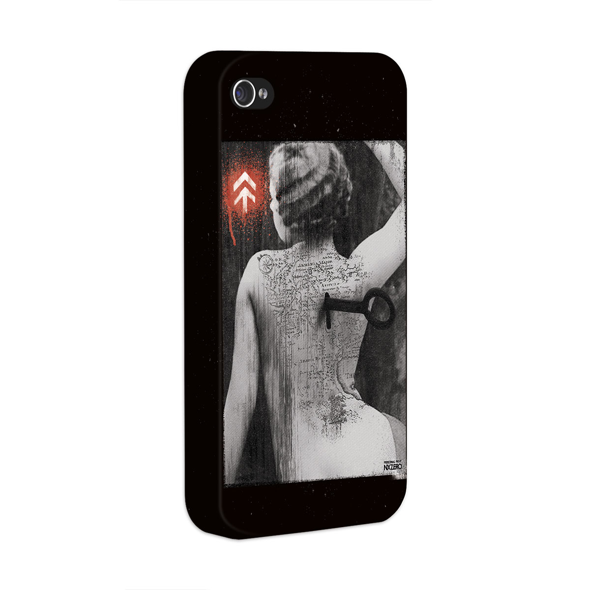 Capa para iPhone 4/4S NXZero Personal Prive