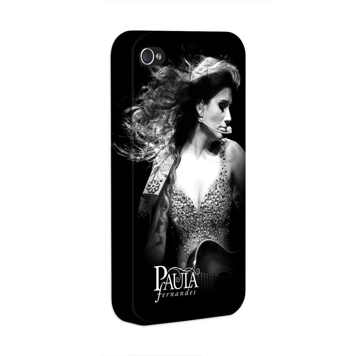 Capa para iPhone 4/4S Paula Fernandes Foto