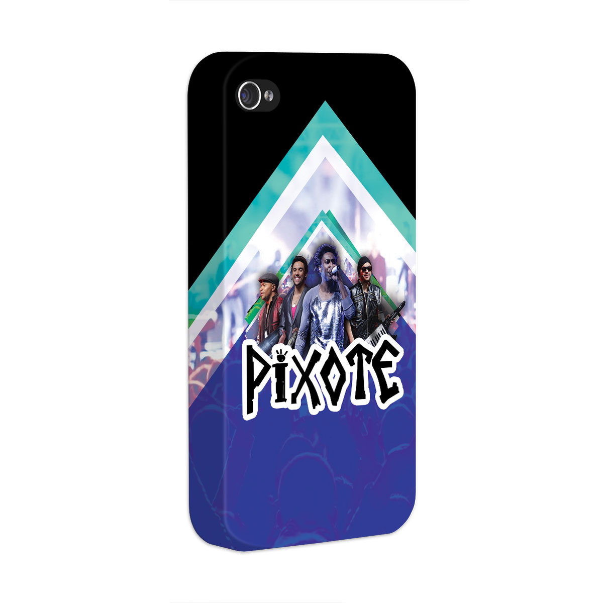 Capa para iPhone 4/4S Pixote Foto