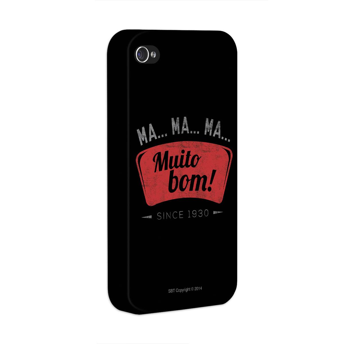 Capa Para iPhone 4/4S SBT Muito Bom!