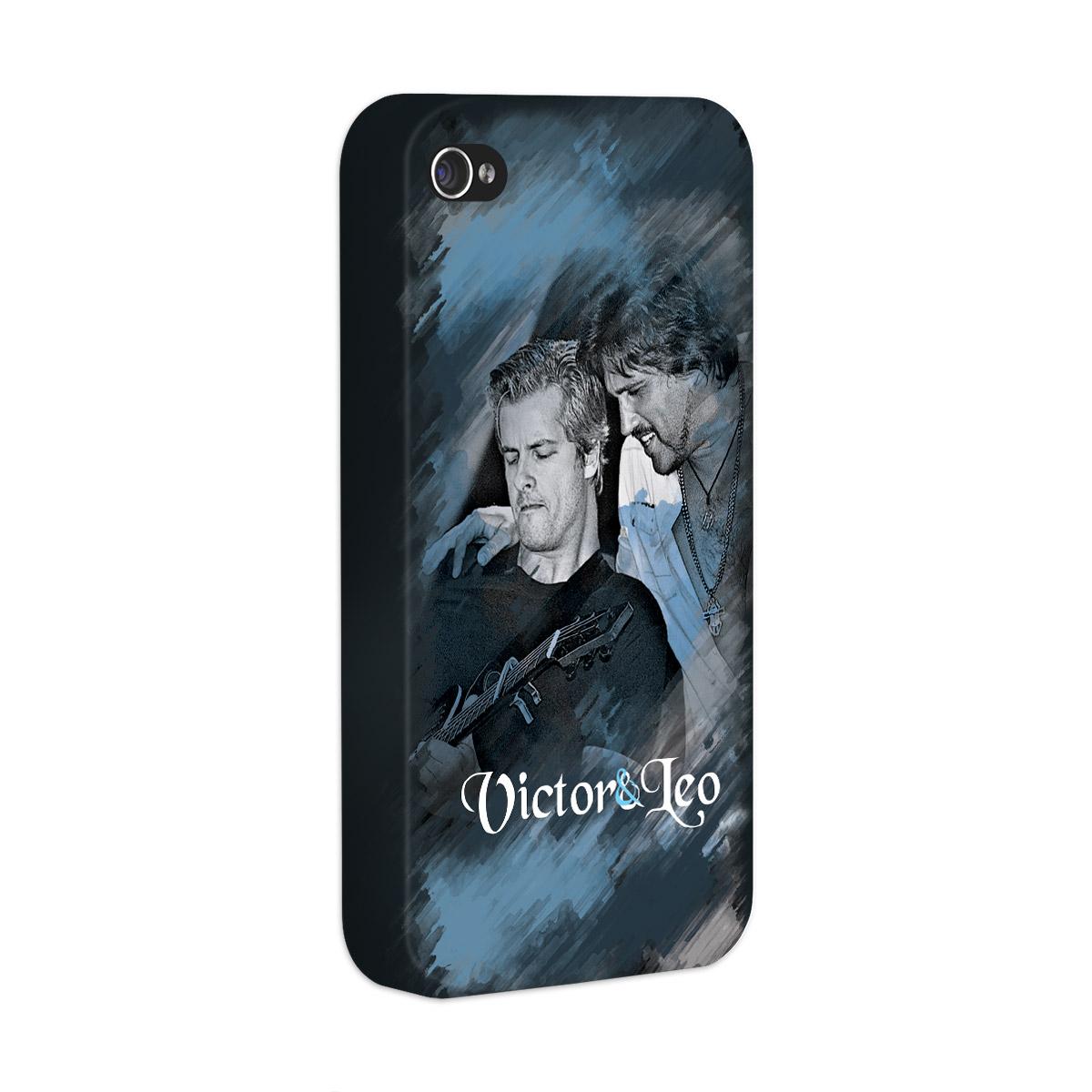 Capa para iPhone 4/4S Victor & Leo Perfil