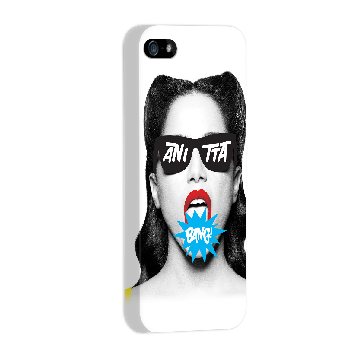 Capa para iPhone 5/5S Anitta Bang