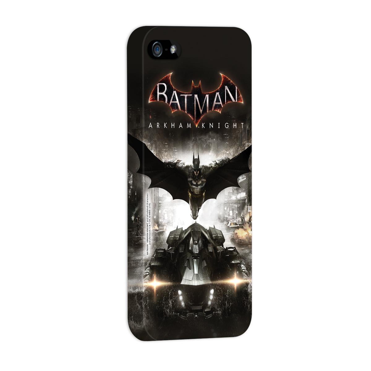 Capa para iPhone 5/5S Batman Arkham Knight Action