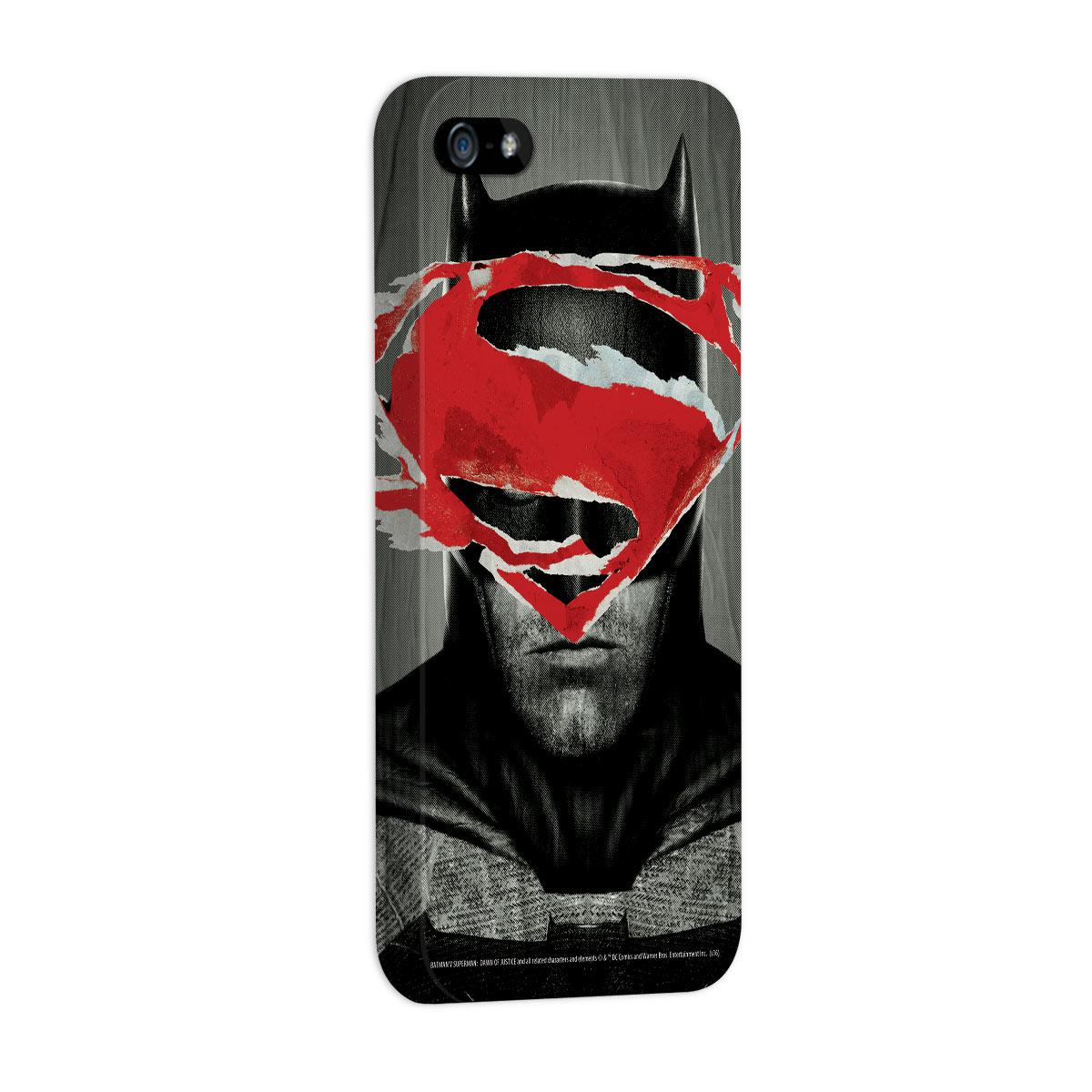 Capa para iPhone 5/5S Batman VS Superman Day VS Night