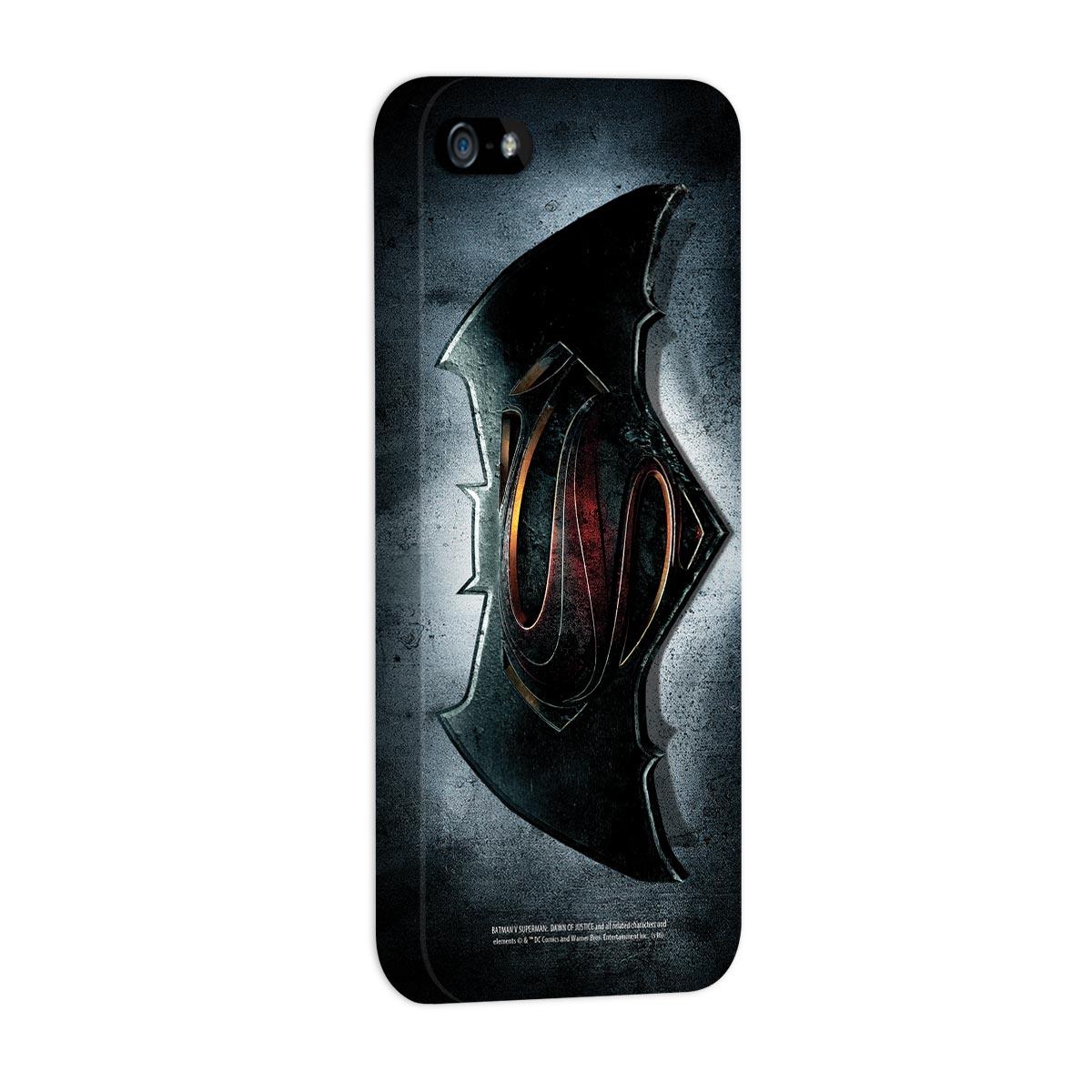 Capa para iPhone 5/5S Batman VS Superman Logo