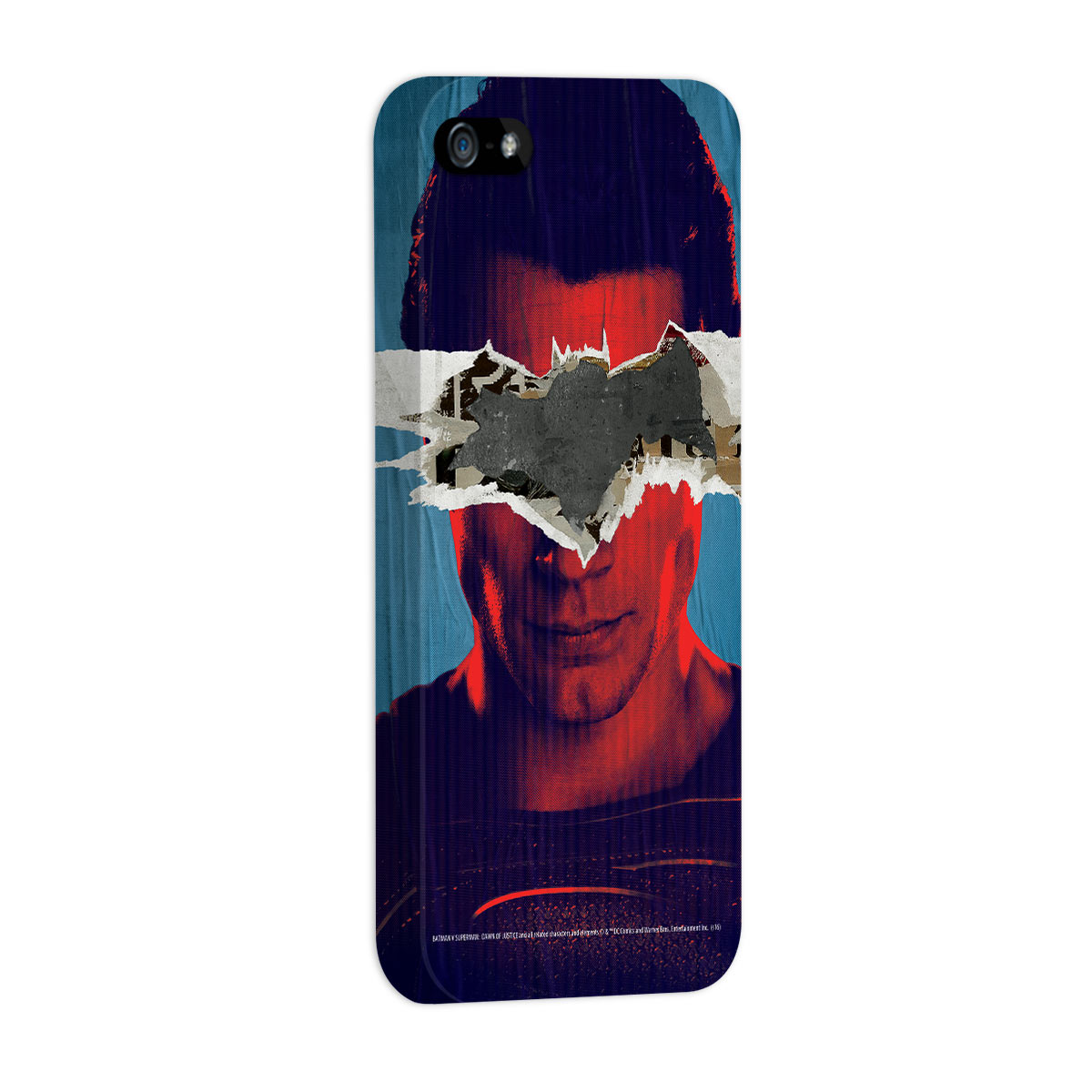 Capa para iPhone 5/5S Batman VS Superman Man VS God