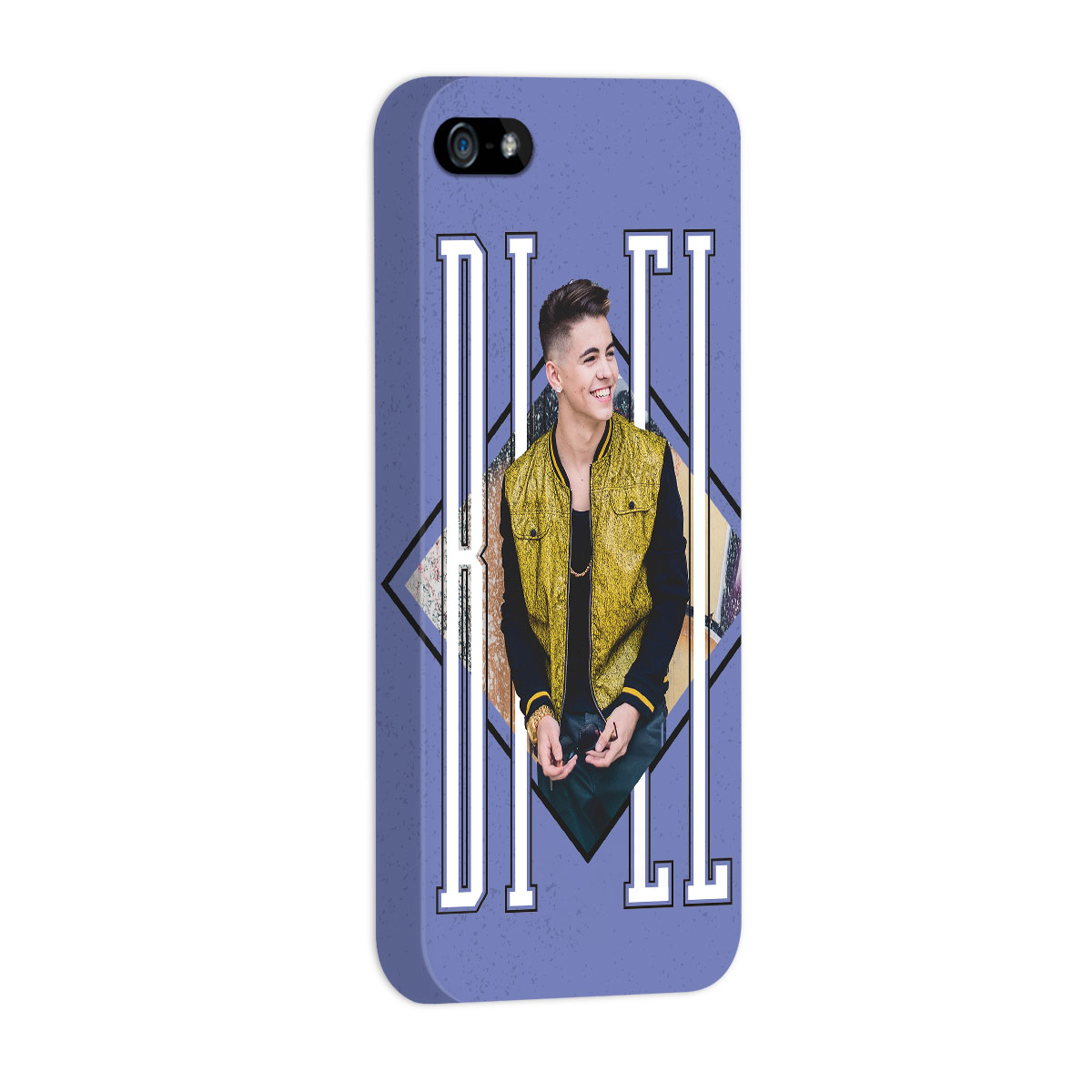 Capa para iPhone 5/5S Biel Type