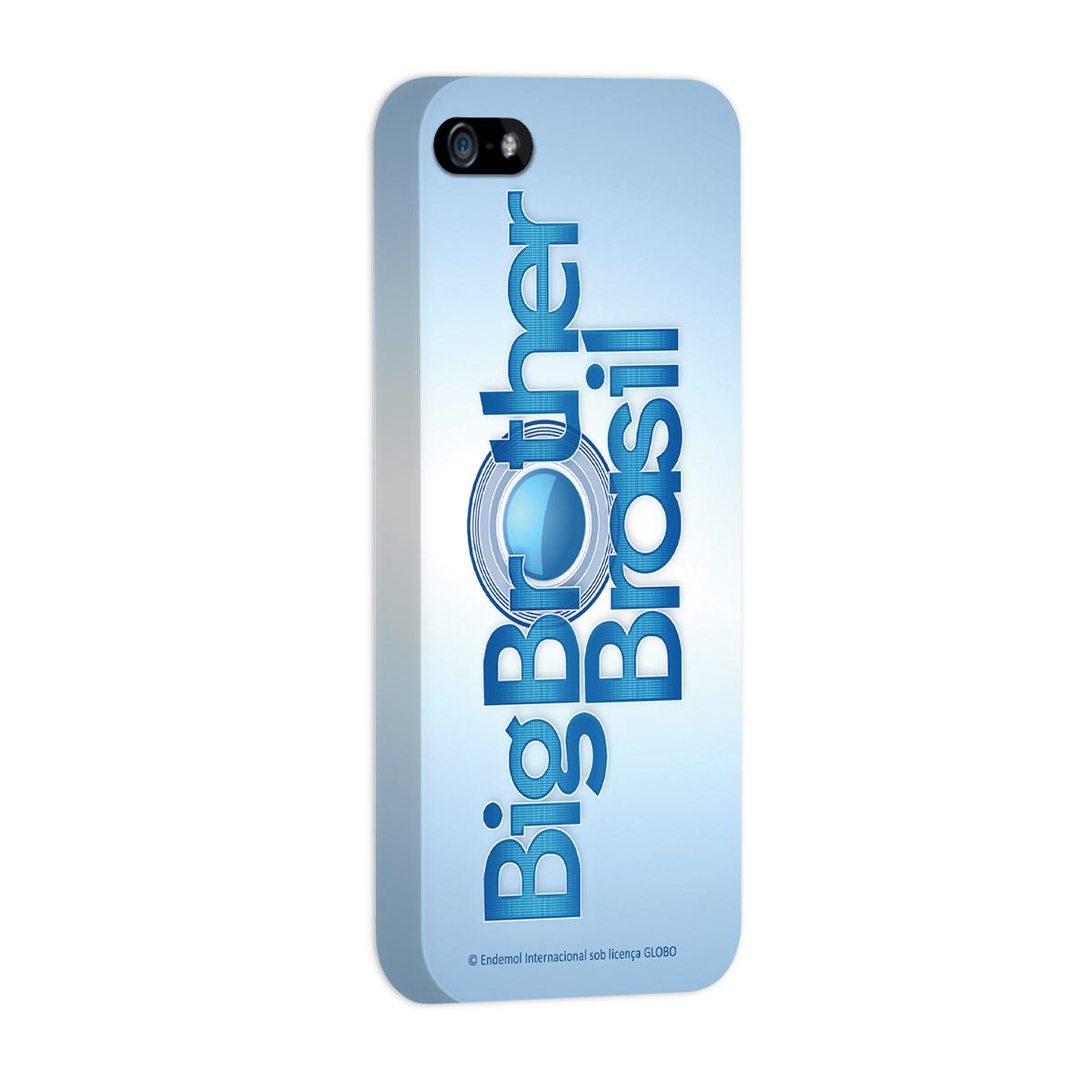 Capa para iPhone 5/5S Big Brother Brasil 15 BBB15