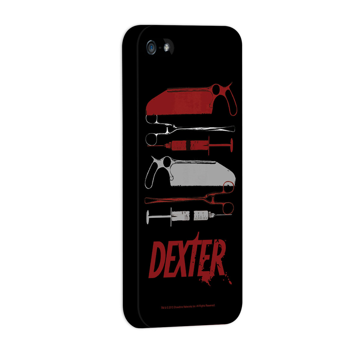 Capa Para iPhone 5/5S Dexter Elements Dead