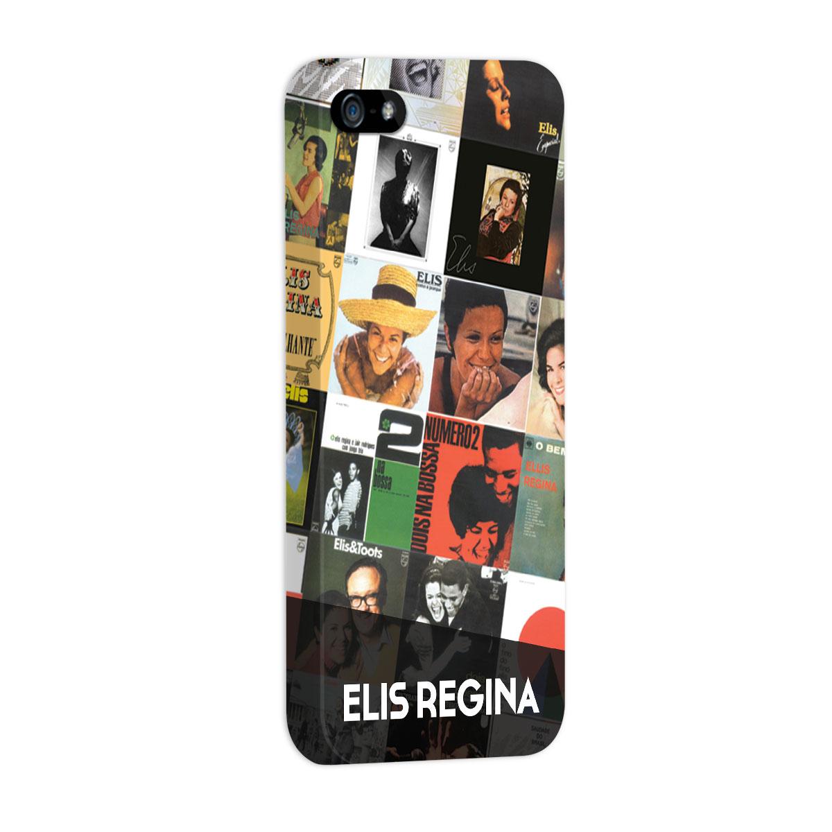 Capa Para iPhone 5/5S Elis Regina Capas