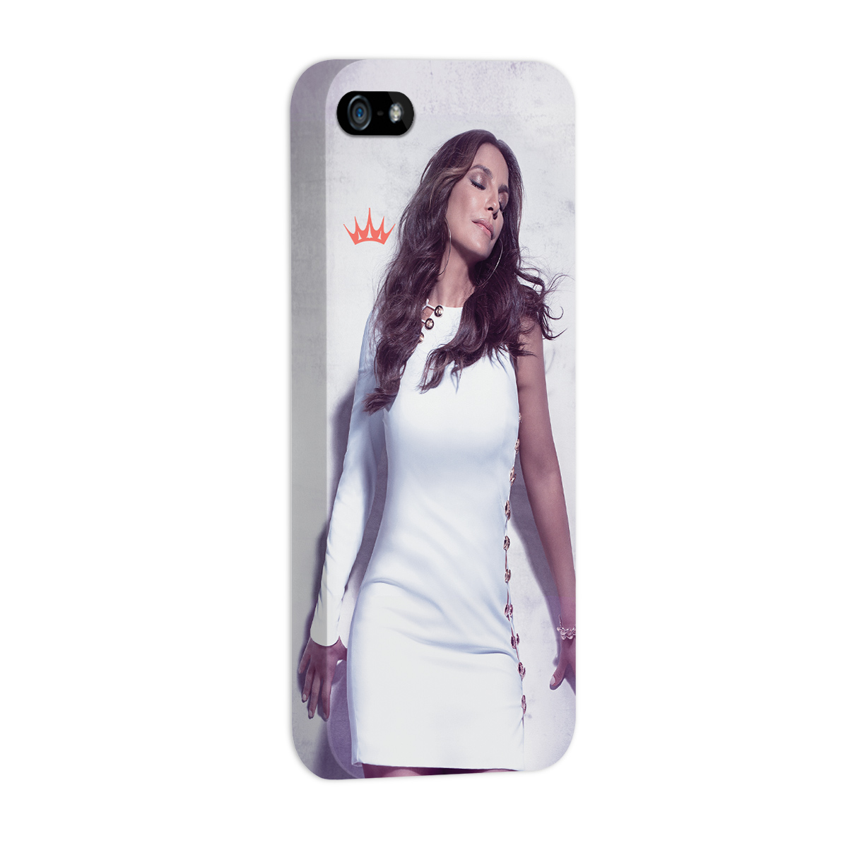 Capa para iPhone 5/5S Ivete Sangalo Careless Whisper