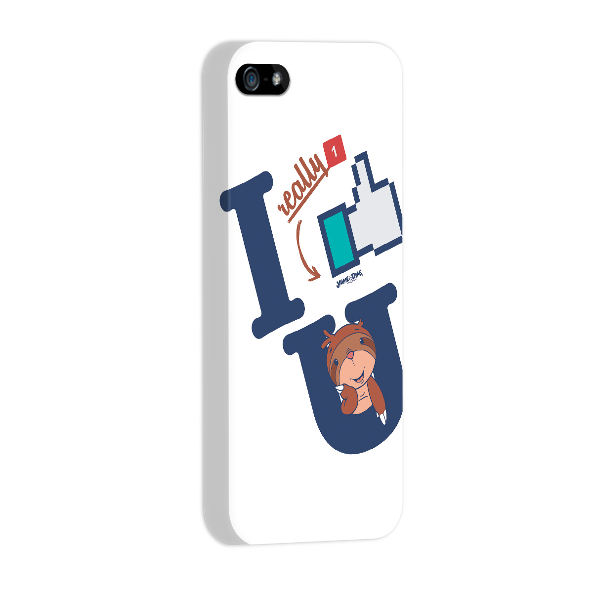 Capa para iPhone 5/5S Jaime I Like You