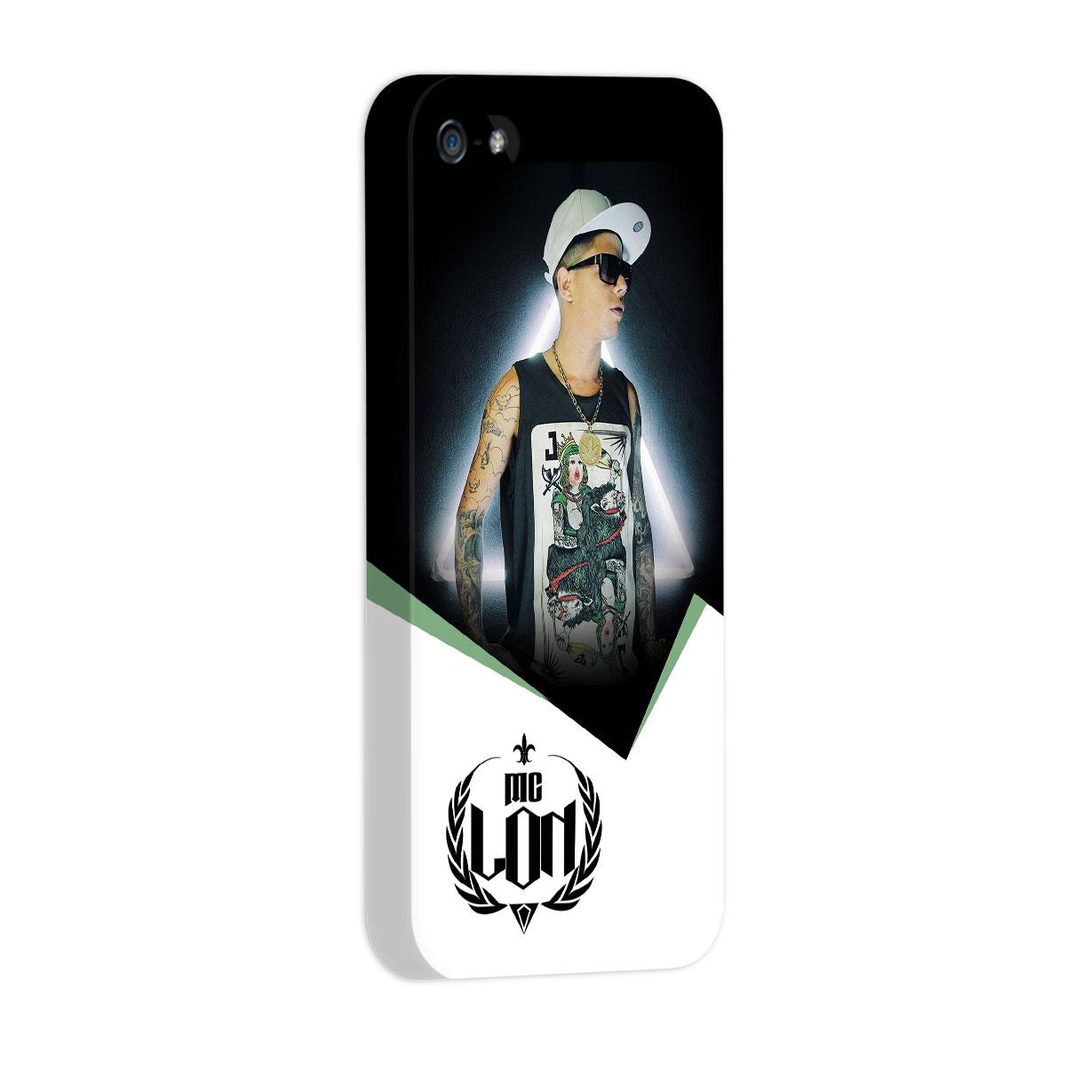 Capa para iPhone 5/5S MC Lon Foto