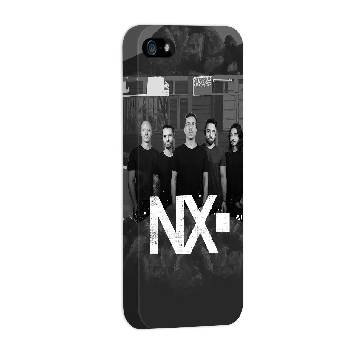 Capa para iPhone 5/5S NXZero Foto