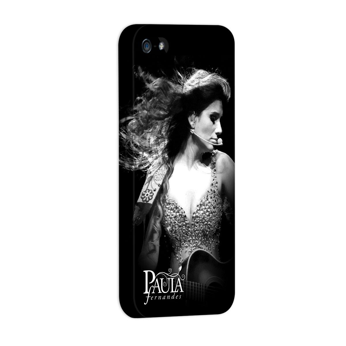 Capa para iPhone 5/5S Paula Fernandes Foto