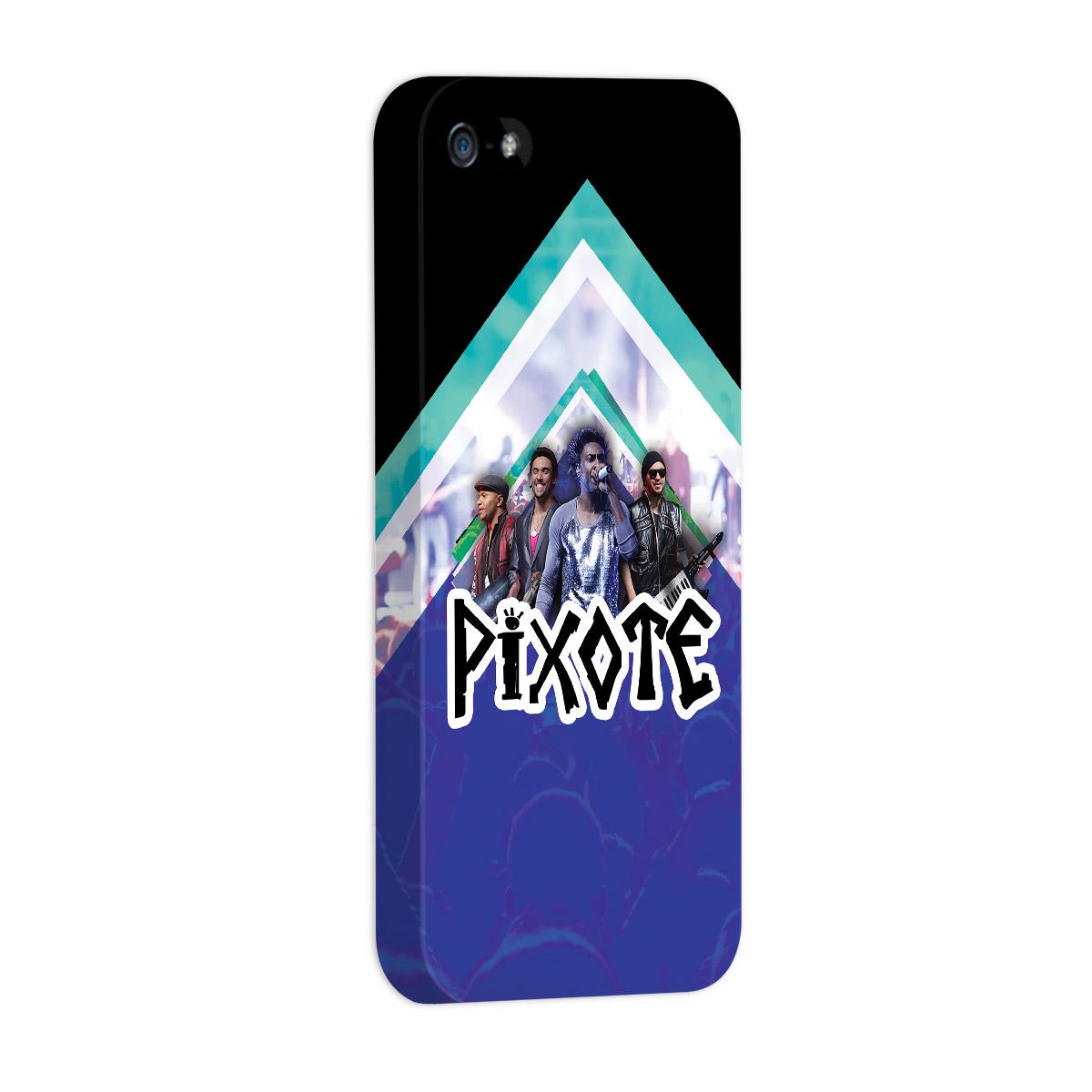 Capa para iPhone 5/5S Pixote Foto